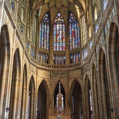 Interior Catedral San Vito